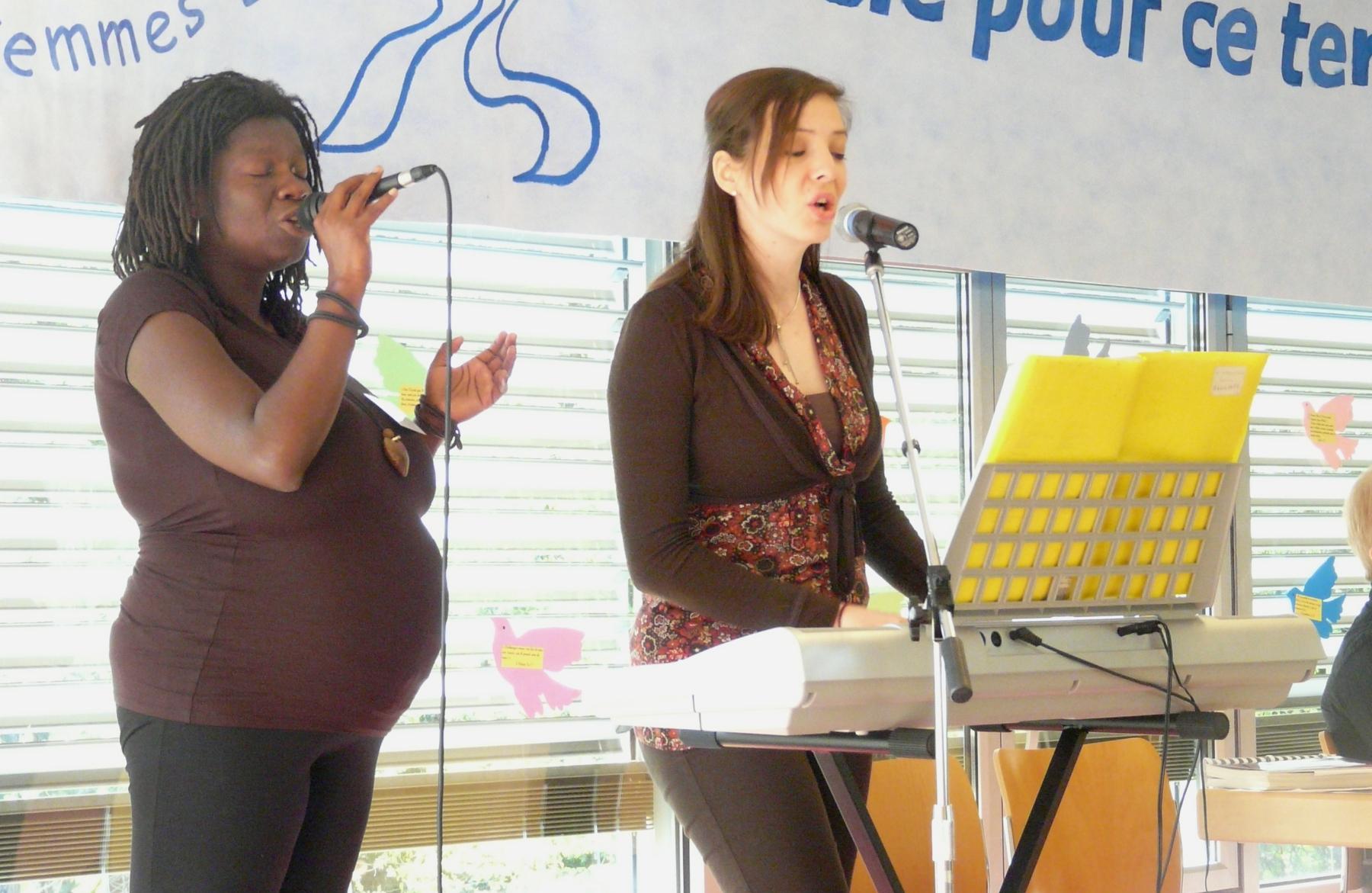 Femmes 2000… Congrès francophone et interdénominationnel à Lyon